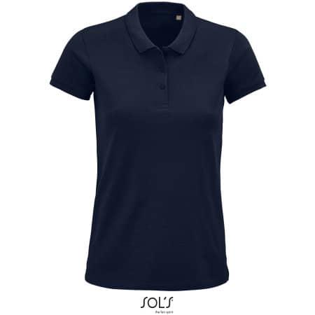 Planet Women Polo Shirt von SOL´S (Artnum: L03575
