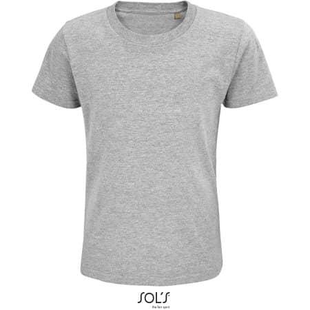 Pioneer Kids T-Shirt von SOL´S (Artnum: L03578