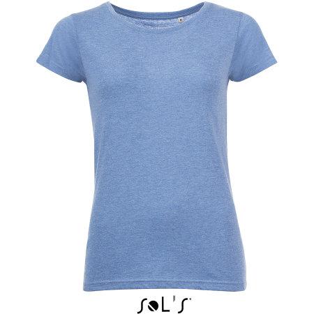 Women`s T-Shirt Mixed von SOL´S (Artnum: L132