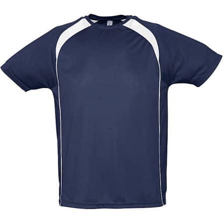 Men`s T-Shirt Match von SOL´S (Artnum: L142
