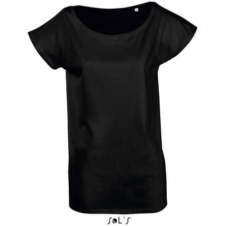 Women T-Shirt Marylin von SOL´S (Artnum: L161
