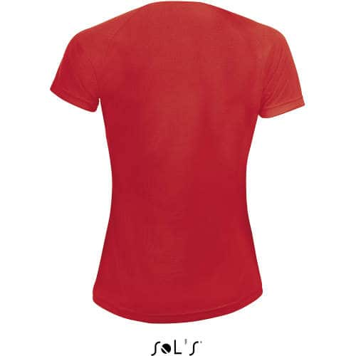 SOL´S - Women`s Raglan Sleeves T Sporty