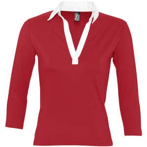 Ladies` Polo Shirt Panach