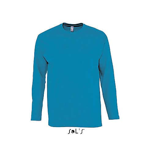 SOL´S - Langarm T-Shirt Monarch