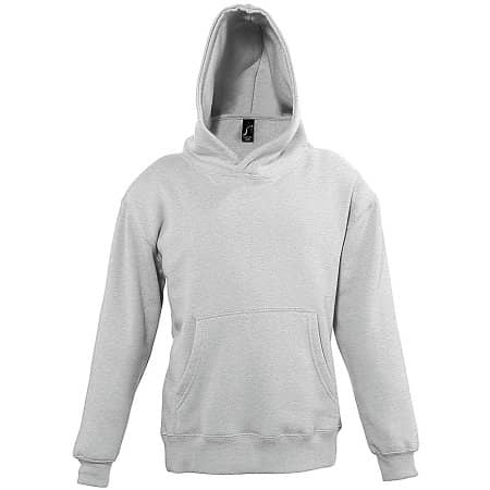 Kids` Hooded Sweat Slam von SOL´S (Artnum: L325K