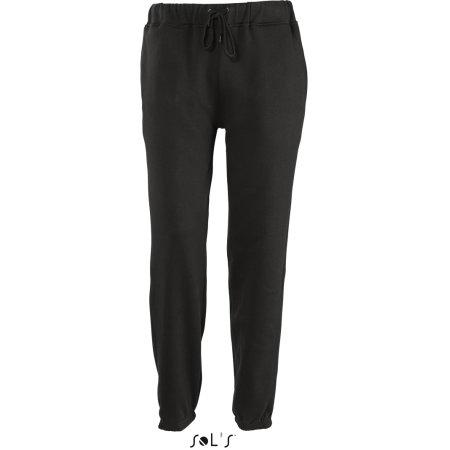 Jogging Trousers Jogger in Black von SOL´S (Artnum: L386