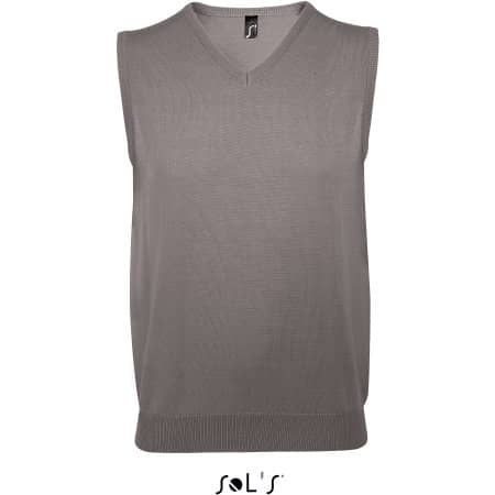 Unisex Sleeveless Sweater Gentlemen von SOL´S (Artnum: L412