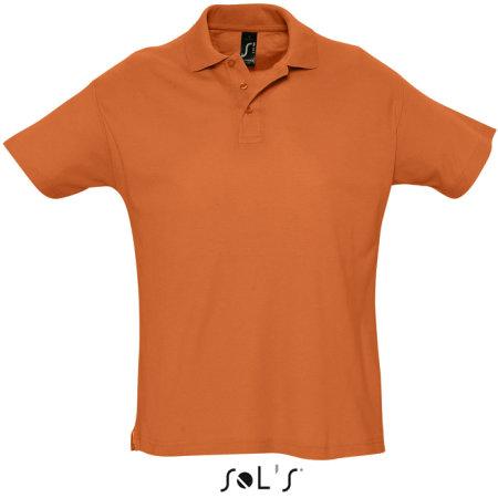 Summer Polo II in Orange von SOL´S (Artnum: L512