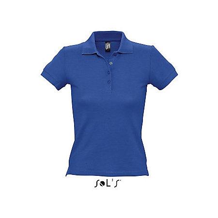 Ladies` Polo People 210 in Royal Blue von SOL´S (Artnum: L519