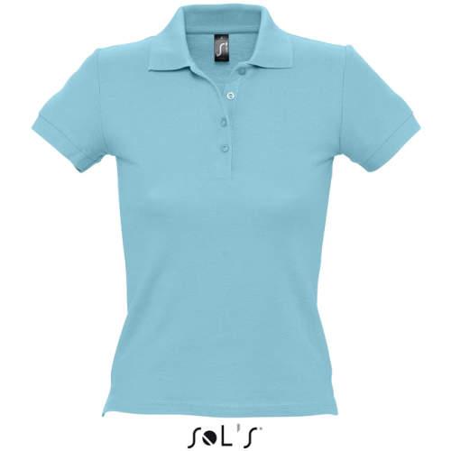 SOL´S - Ladies` Polo People 210