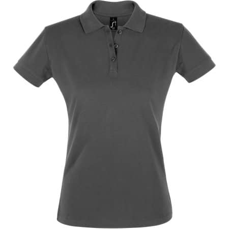 Women`s Polo Shirt Perfect von SOL´S (Artnum: L526