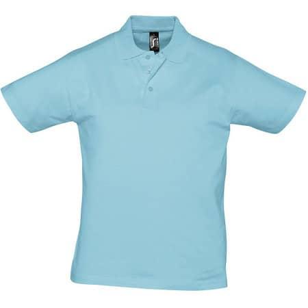 Men Polo Shirt Prescott von SOL´S (Artnum: L538