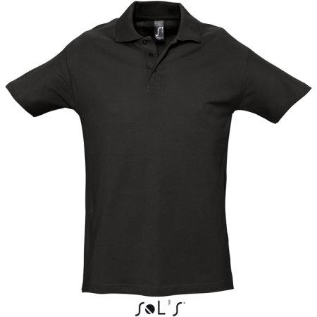 Polo Spring II in Black von SOL´S (Artnum: L562