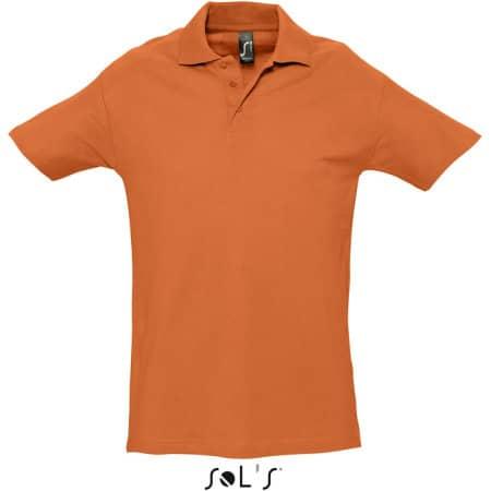 Polo Spring II in Orange von SOL´S (Artnum: L562