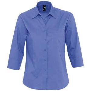 Ladies` 3/4 Sleeved Shirt Eternity