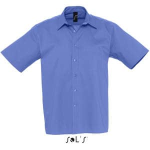 Men`s Short Sleeved Shirt Berkeley