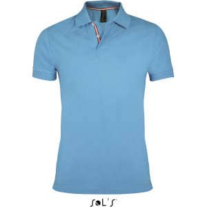 Men`s Polo Shirt Patriot