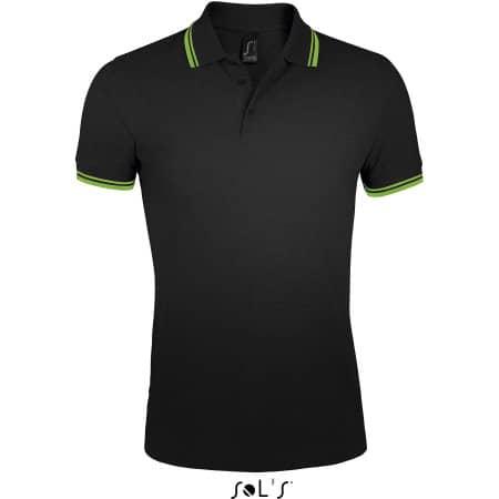 Men`s Polo Shirt Pasadena von SOL´S (Artnum: L591
