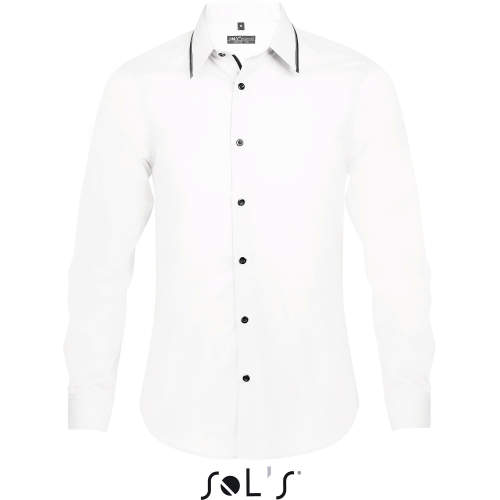 SOL´S - Long Sleeves Fitted Shirt Baxter Men