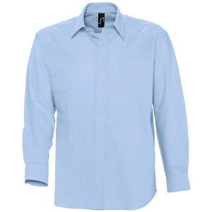 Herren Oxford-Langarmhemd Boston