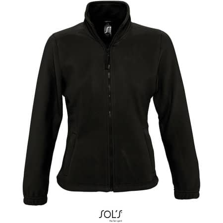 Women`s Fleecejacket North von SOL´S (Artnum: L745