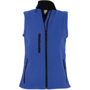 Women`s Sleeveless Softshell Rallye