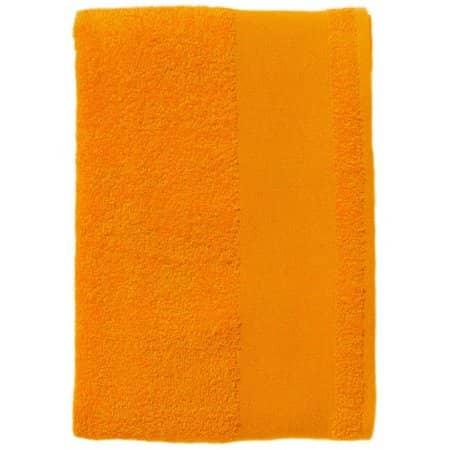 Guest Towel Island 30 in Orange von SOL´S (Artnum: L903