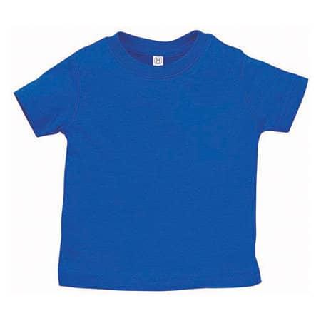 Infant Fine Jersey T-Shirt in Royal von Rabbit Skins (Artnum: LA3322
