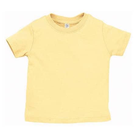 Infant Fine Jersey T-Shirt von Rabbit Skins (Artnum: LA3322