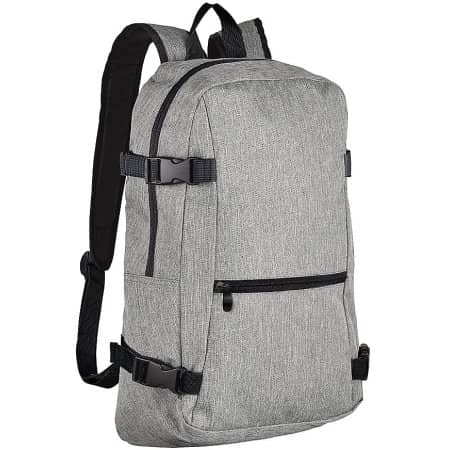 Backpack Wall Street von SOL´S Bags (Artnum: LB01394