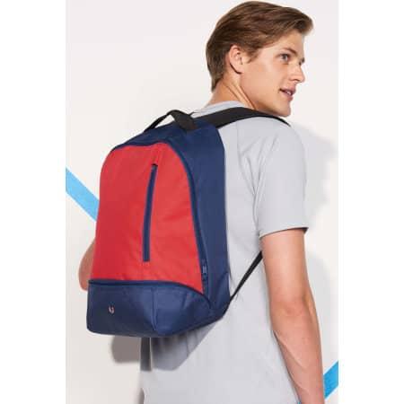 Champ`s Backpack von SOL´S Bags (Artnum: LB01682