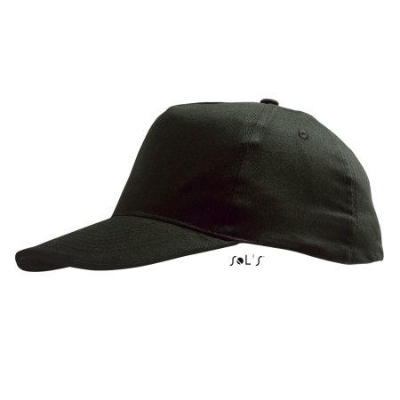 Cap Sunny in Black von SOL´S (Artnum: LC88110