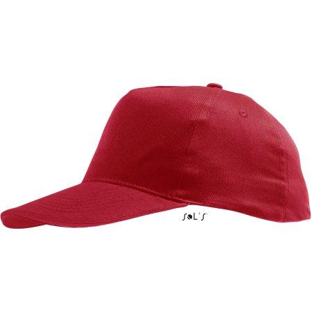 Cap Sunny in Red von SOL´S (Artnum: LC88110