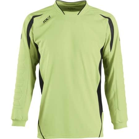 Kids` Goalkeepers Shirt Azteca von SOL´S (Artnum: LT90209