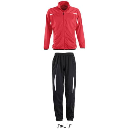 Kids` Club Tracksuit Camp Nou von SOL´S Teamsport (Artnum: LT90301