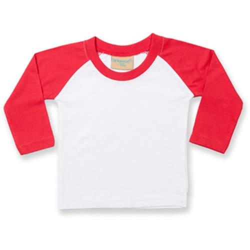 Larkwood - Long Sleeved Baseball T Shirt