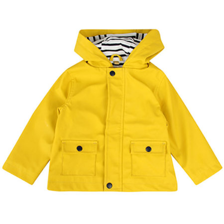 Rain Jacket in Yellow von Larkwood (Artnum: LW035
