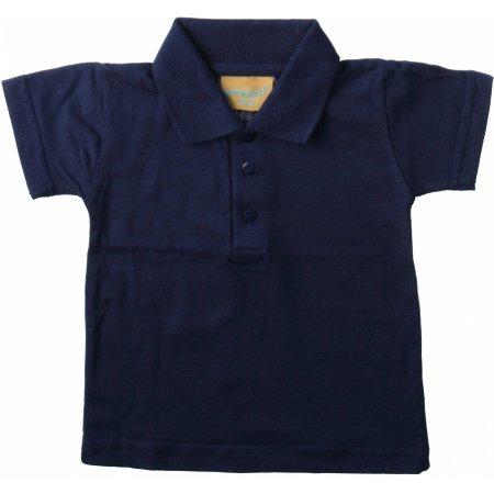 Kids` Polo Shirt von Larkwood (Artnum: LW040