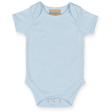 Short Sleeved Body in Pale Blue von Larkwood (Artnum: LW055