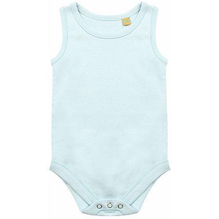 Body Vest in Pale Blue von Larkwood (Artnum: LW056