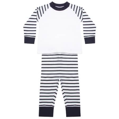 Striped Pyjama von Larkwood (Artnum: LW072