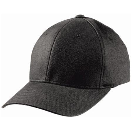 6 Panel Original Flexfit® Cap in Black von myrtle beach (Artnum: MB6181