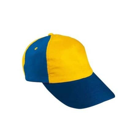 5-Panel Kids` Cap von myrtle beach (Artnum: MB7010