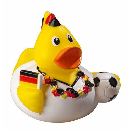 Quietsche-Ente Fußballfan von mbw (Artnum: MBW31127