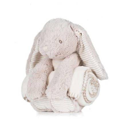 Rabbit and Blanket von Mumbles (Artnum: MM034