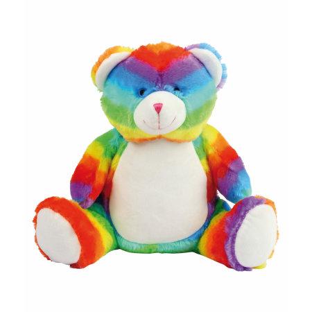 Zippie Rainbow Bear von Mumbles (Artnum: MM555