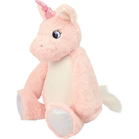 Pink Unicorn Zippie von Mumbles (Artnum: MM570