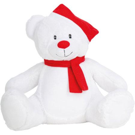 Christmas Zippie Bear von Mumbles (Artnum: MM573