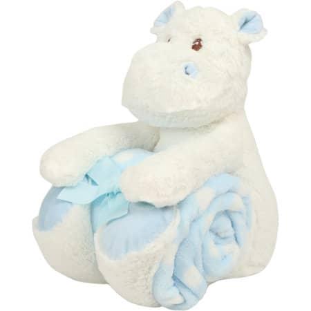 Hippo with Blanket von Mumbles (Artnum: MM606
