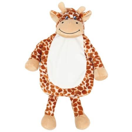 Giraffe 2 Ltr. Hot Water Bottle Cover von Mumbles (Artnum: MM607